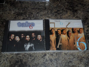 Take 6 2 CD Lot Brothers Join the Band