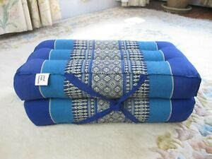 Yoga Meditation Pillow Thai Kapok Fill Foldable Chair Seat Floor Sitting Cushion