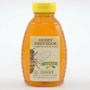 1lb Pure Raw Tupelo Honey from The New York Times article May 28 2019