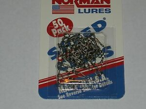 Norman Speed Clips 50 pack NIP 0365