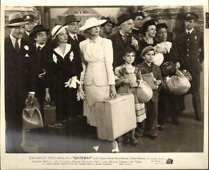 "8""x10"" original still, Gateway 1938 #377 62, Arlen Whelan"