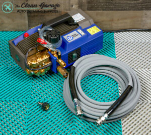 AR Blue Clean AR630TSS Pressure Washer Package  50' Kobrajet Hose Quick Connect