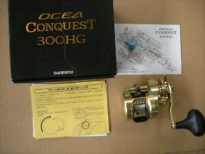 Ossia Conquest 300Hg Second-Hand Goods With Pe1 X 4200M