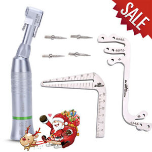 Dental implant Surgical Locator Tooth Measure Ruler +20:1 Contra Angle Handpiece