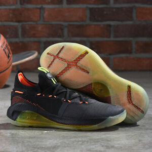 Fashion Mens Under Armour Curry 6 Training Basketball Shoes Size Low top $56.30