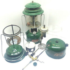 Original Coleman Camping Lantern Replacement Parts 1964 to Present Models 220