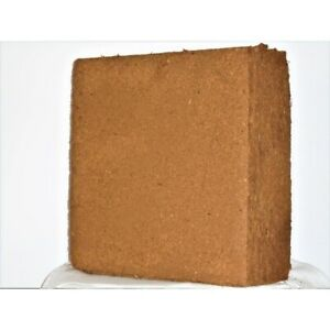 COCO COIR BLOCK 11 lb. Soil Conditioner for All Plant Type Natural and Renewable
