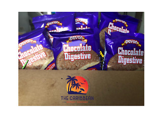 Devon Chocolate Covered Digestive Biscuit 22g (12 pack)