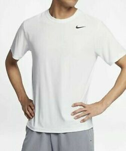 NIKE BREATHE DRI FIT MEN'S SHIRT ASSORTED SIZES NWT AT3737 100 $19.99