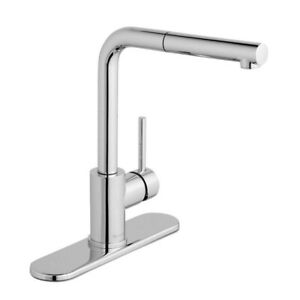 Glacier Bay 1003-605-616 Kitchen Pull Out Faucet