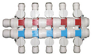 Quick Connect Manifold, 10-Port