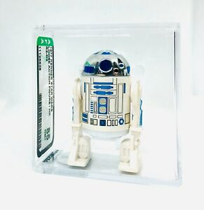 Vintage Star Wars 1977 R2-D2 AFA 85 NM+ Archival