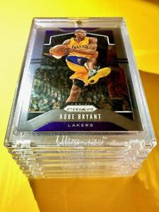 Kobe Bryant PANINI PRIZM HOT LAKERS BASKETBALL CARD INVESTMENT Mint Condition