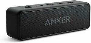 Anker Soundcore 2 Portable Bluetooth Speaker with Superior Stereo Sound Black $27.99