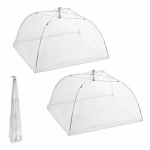 Kitchen Food Cover Picnic Barbecue Party Fly Mosquito Mesh Net Tent 16