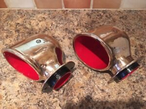 ANTIQUE SHIPS BRASS VENTS. LIGHT BRASS DECK VENTS. CLASSIC BOAT. YACHT MARINE GBP 415.00