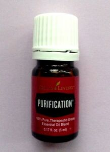 Young Living Essential Oils Purification 5ml New amp; Sealed Free Ship $18.49