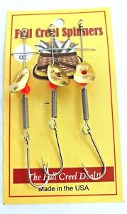 June Bug Spinner American Made Inline Trout Spinner Inline Trout Crappie Spinner
