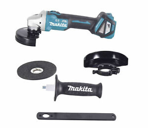 Makita XAG16Z 18V LXT Li-Ion Brushless Cordless 4-1/2 in.-5 in. Angle Grinder