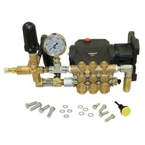 New Stens 030-458 Pressure Washer Pump For General Pump EP1313G8