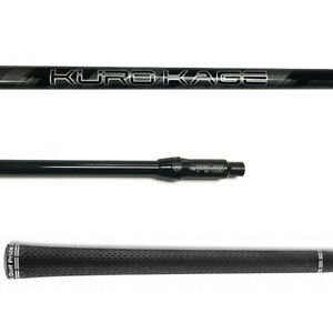 Mitsubishi Kuro Kage Black HBP 2nd Gen Driver Shaft W Ping G400 G G30 Adapter