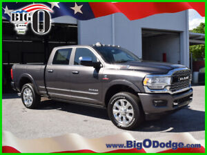 2020 Ram 2500 Limited 2020 Limited New Turbo 6.7L I6 24V Automatic 4WD Pickup Truck