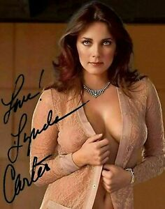 Gorgeous Lynda Carter Wonder Woman Signed 8 X 10 Print $6.99