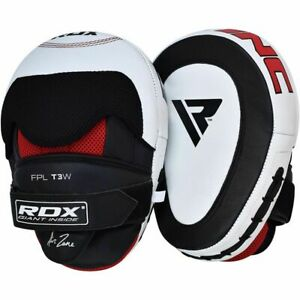 RDX Curved Focus Pads MittsHook and Jab Punching Kick Boxing Muay Thai MMA Pair $34.95