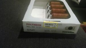 Madeira Thread Lot of 5 Brown Madeira Poly neon Embroidery Thread 1000M $22.00