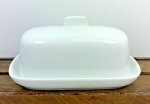 2008 Collectable Target Brand Butter White Porcelain Dish