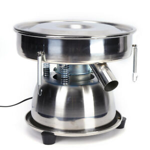 Vibrating Sieve Machine Food Powder Particle Sifter Shaker Sieve for bean Peanut