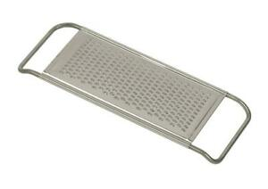 Kelomat Vegetable Grater Stainless Steel Fine Slicer