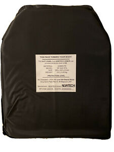 Bullet Proof Backpack Insert Body Shield Ultra Light level IIIA 10x12 $59.99