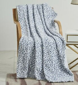Extra Heavy and Plush Oversized Throw Blanket (50