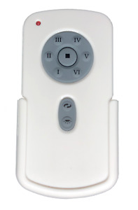 Ceiling Fan Remote Control RH787T for DC Fans with 6 Speeds $23.95