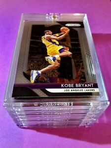 Kobe Bryant PANINI PRIZM SOARING BASKETBALL CARD HOT INVESTMENT Mint Condition