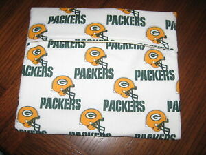 Microwave Baked Potato Bag - Green Bay Packers-White Background
