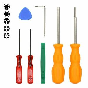 Professional Nintendo Products Full Tool Kit Security Screwdriver Game Bit Set $14.99