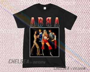 Vintage Inspired By ABBA t shirt ALL SIZE S 5XL. $17.99