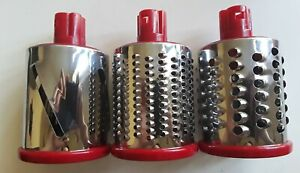 Geedel Rotary Cheese Grater, Kitchen Mandoline Grater accessory replacement only