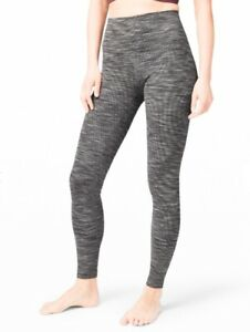 "Lululemon Under Low Rise Tights 19""Nulux Women's Yoga Gym. Size:US 2 UK 6 GBP 49.99"