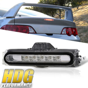 For Acura RSX DC5 02 06 JDM Rear Trunk Brake 3RD Third LED Full Lamps Clear $22.50