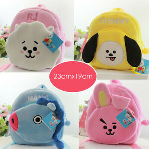 Cartoon Chimmy Cooky School Bags for Girls Cute Plush Kids Backpacks for Boys $8.99