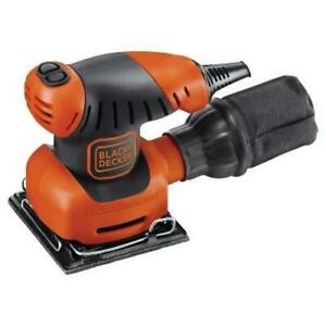 BLACKDECKER 1 4 Sheet Finishing Sander and Grinders