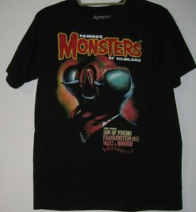Famous Monsters TShirt The Fly sizes S 4X