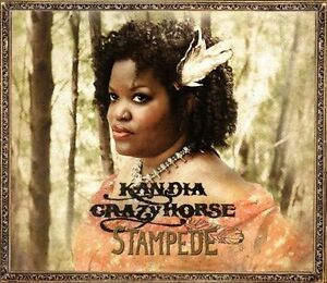 Kandia Crazy Horse : Stampede Country 1 Disc CD $4.53