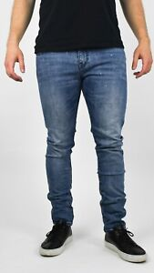 Men#x27;s Slim Fit Jeans Stretch Denim Pants Slim Skinny Casual Designer Jeans New