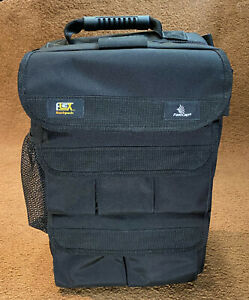 Instrument Carry Bag | Foam Inserts | 7 Pockets +Water Holder | Backpack Capable