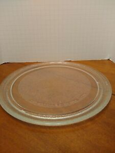 Goldstar Microwave Glass Turntable Replacement Tray Plate 9.5 inches Y149