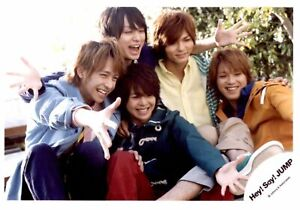 Hey Say Best 2013 Zenkoku e Jump Tour BEST Meeting Official Photograph S...